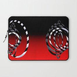 turns of metal -01- Laptop Sleeve