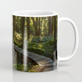 North Shore Trails in the Woods Coffee Mug