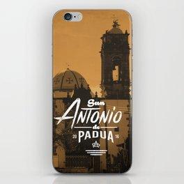 San Antonio de Padua III iPhone Skin