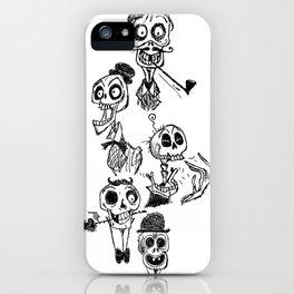 Bone Heads iPhone Case