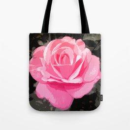 Dawning Rose Tote Bag