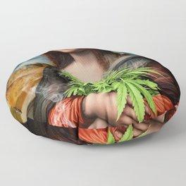 Mona Juana  Floor Pillow