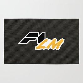 McLaren F1 LM Rug