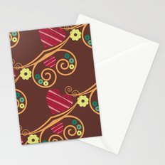 Chocolate love Stationery Cards