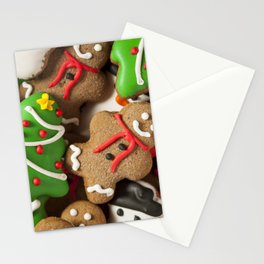 Delicious Christmas Cookies Stationery Cards