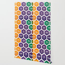 Elements of periodic table Wallpaper