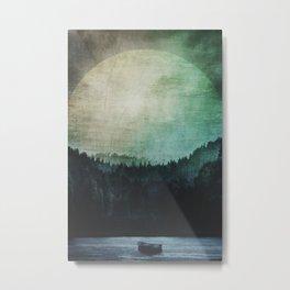 Great mystical wilderness Metal Print