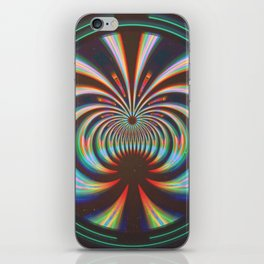 WYRM HOLE iPhone Skin