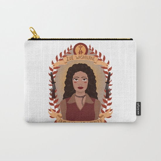 Zoë Washburne Carry-All Pouch