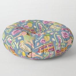 Hula Half Drop Floor Pillow