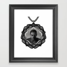 Spirobling IX Framed Art Print