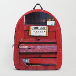 Fire Door Backpack
