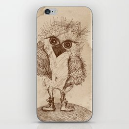 Tough Chick iPhone Skin