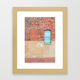 Pretty Prison Framed Art Print