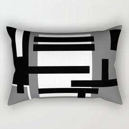 Trapped Rectangular Pillow