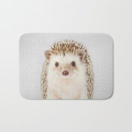 Hedgehog - Colorful Bath Mat