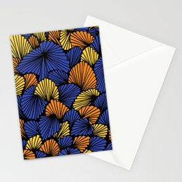 Happy abstract: Jungle Nr:03 Stationery Cards