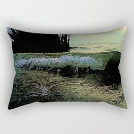 Crested Tide Rectangular Pillow