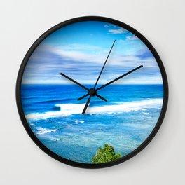 Silent Sage 0013 Kauai Wall Clock