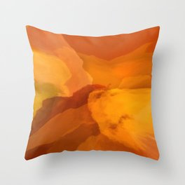 in your warmth Throw Pillow