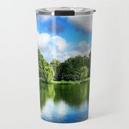 Clear & Blurry  Travel Mug