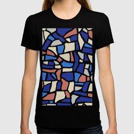 terrazzo pattern T-shirt