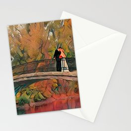 True Love is Forever Stationery Cards
