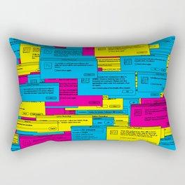 Designer Dialogues PS2 Rectangular Pillow