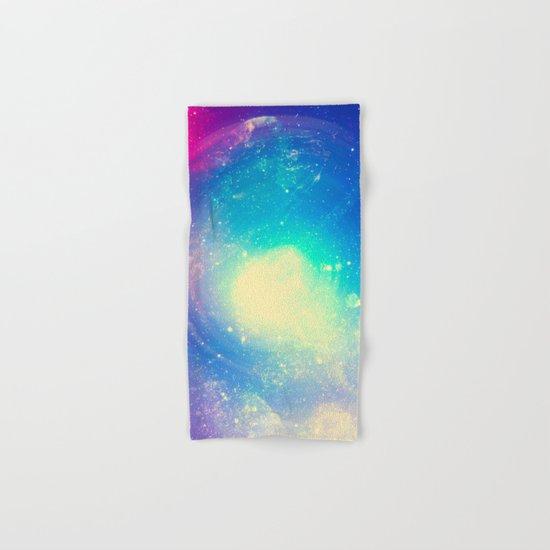 Galaxy Waves Hand & Bath Towel