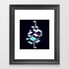 isybyke Framed Art Print