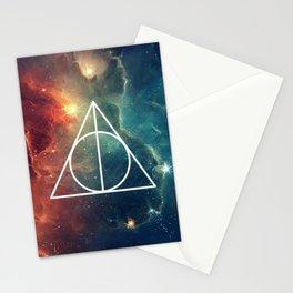 Deathly Hallows Nebula HP Stationery Cards
