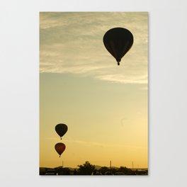Big Bend Balloon Bash 2012 Canvas Print