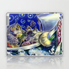 The Owl and the Pussycat Laptop & iPad Skin