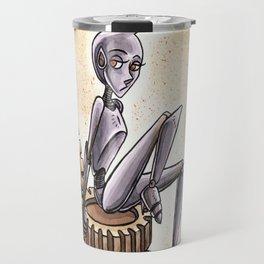 Mécanique Rouillée Travel Mug