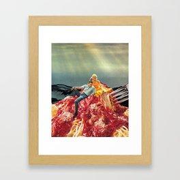 SPAGHETTI by Beth Hoeckel Gerahmter Kunstdruck