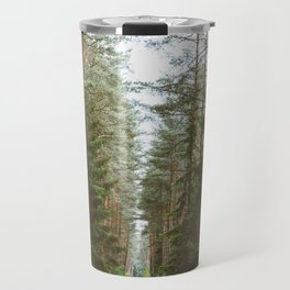 Fun road at the forest Travel Mug