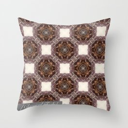 Classical pattern Throw Pillow