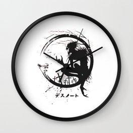Ryuk Wall Clock