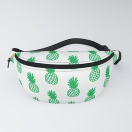 Green Pineapple Fanny Pack