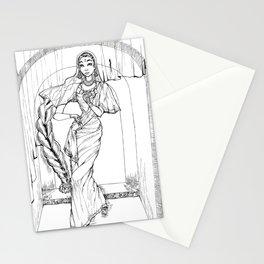 Saree Stationery Cards