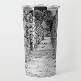 1000 Columns Travel Mug