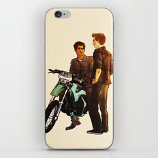 need a ride? iPhone Skin