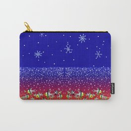 Ugly Christmas Fishes Carry-All Pouch