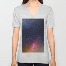 Galaxy XII Unisex V-Neck