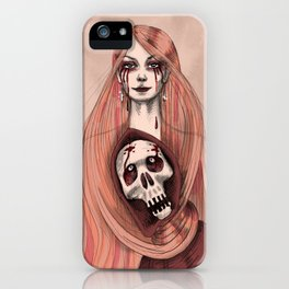 Overpowered iPhone Case