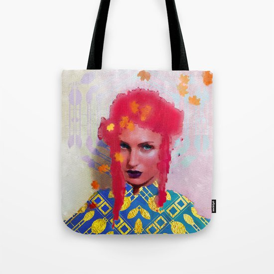 Gilded Tote Bag