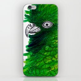 New Zealand Cheeky Kea iPhone Skin