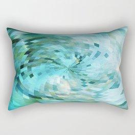 Fun with Circles 1 Rectangular Pillow