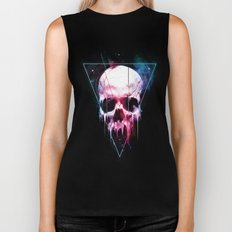 We Are All Made of Stars Biker Tank