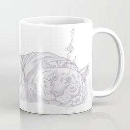 Mountain Guardian. Coffee Mug